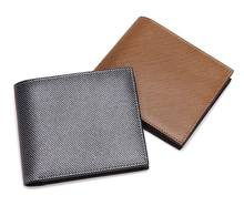 Bifold Meteor Pattern Genuine Leather Wallet with Card Holders