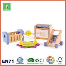 Wooden fisher price baby seat toy for kids