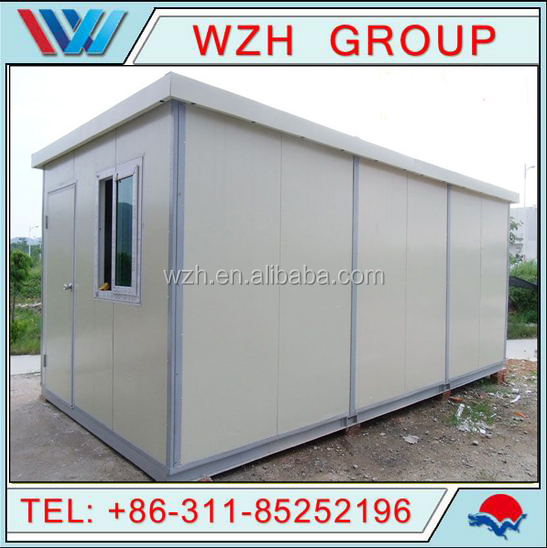 High Quality Low Cost Prefab Container House Made in China