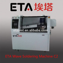 LED /SMD product line wave soldering machine