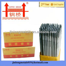 Current AC DC aws e6013 7016 7018 welding electrode rod price
