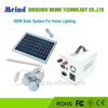 300W Solar Power System For Led
