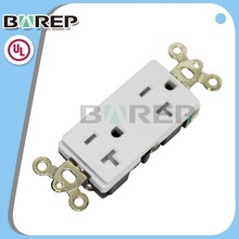 YGB-050 European type wholesale gfci electrical outlet multiple socket