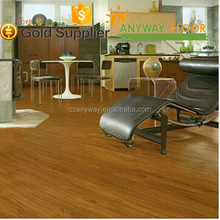 hot sale high quality cheap price Wood Grain Water Resistant vinyl floor for sale