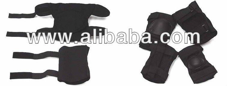Tactical Airsoft Kneepad and Elbow