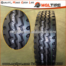 China boto series top class 11r22.5 radial bus truck tire