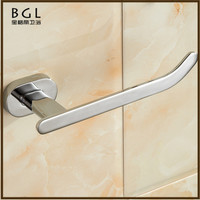 12333 high demand export products chrome bathroom designs modern zinc alloy toilet paper holder