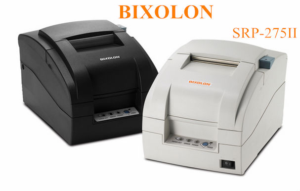 Bixolon SRP-275II cheque printing printer barcode printer price