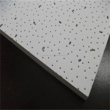 High Quality Suspended Ceiling Board Acoustic Mineral Fiber Board