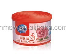 Factory wholesale high quality cheap 100g home solid gel air freshener deodorant