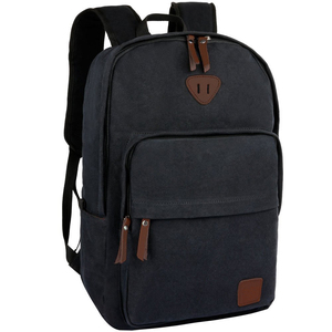 Anti Theft Canvas Backpack School Laptop Bag Mochila For Travel,Sports,Hiking,  Camping 1b878d549a