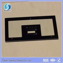 China 3mm-19mm bent tempered glass panels