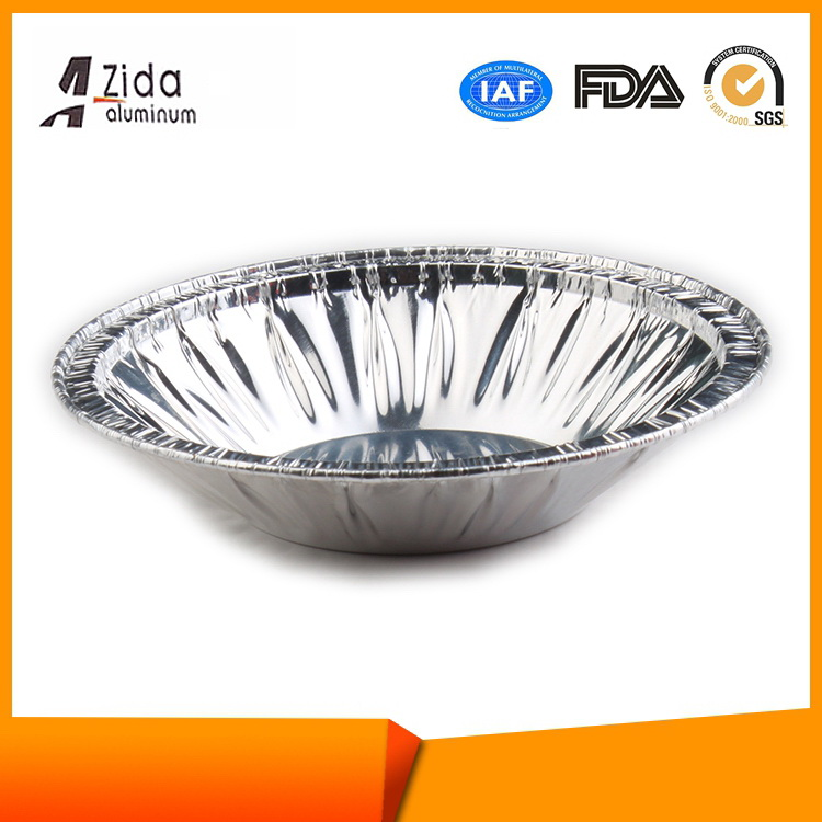 Professional manufacturer hot selling aluminum foil disposable strudel tray