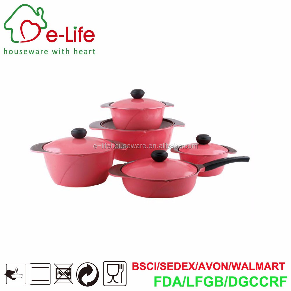 Co color cast cookware - Die Casting Cookware Die Casting Cookware Suppliers And Manufacturers At Alibaba Com