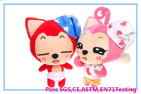 wholesale cheap plush toys with good quality