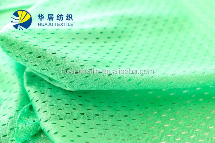 100% Nylon Mesh Mess Fabric Clothing Fabrics