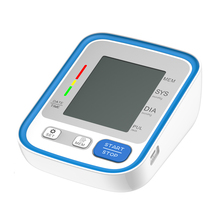 cheap arm type digital blood pressure monitor with CE FDA approved