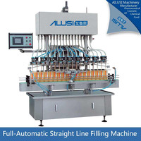 Ailusi Automatic Liquid Gravity Filling Machine
