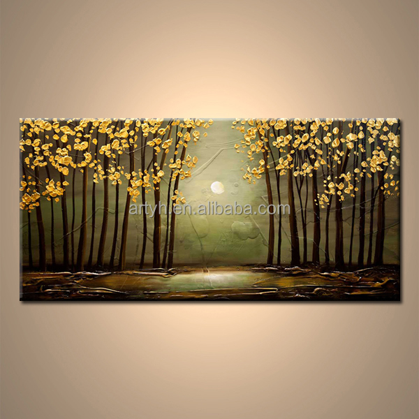 Lighted Christmas Canvas Wall Art for Home decoration