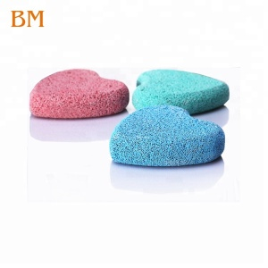 Promotional Colorful Bath Pumice Stone, Foot Pumice Stone, Natural Pumice