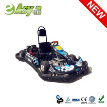 2015 hot 200cc/270cc 4 wheel racing 2 stroke go kart engines with plastic safety bumper pass CE certificate