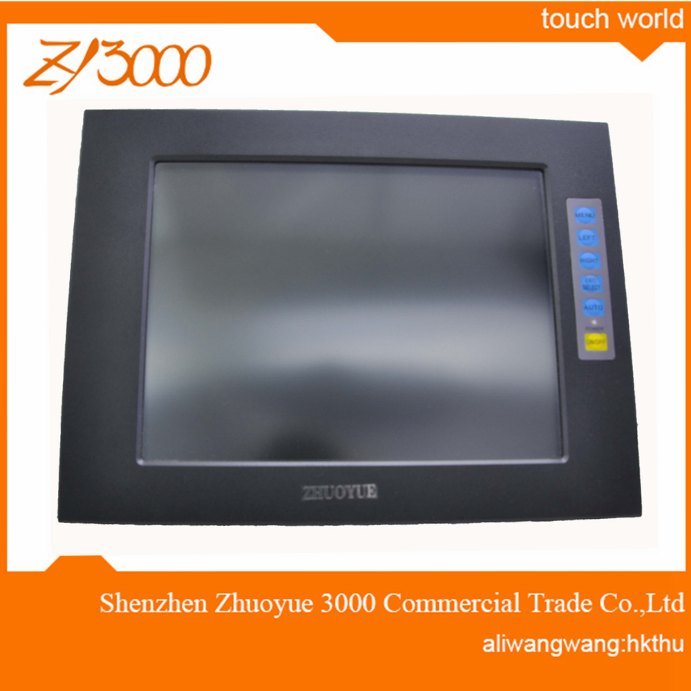 New coming 4 wire resistive 10 panel multi touch screen kit