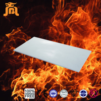 light weight calcium silicate board fire resistant insulation material