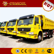 euro 3 dump truck HOWO brand dump truck quarry dump trucks from China for sale