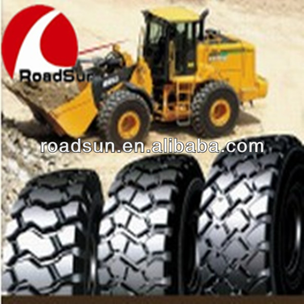 OTR TIRES OFF THE ROAD TYRE