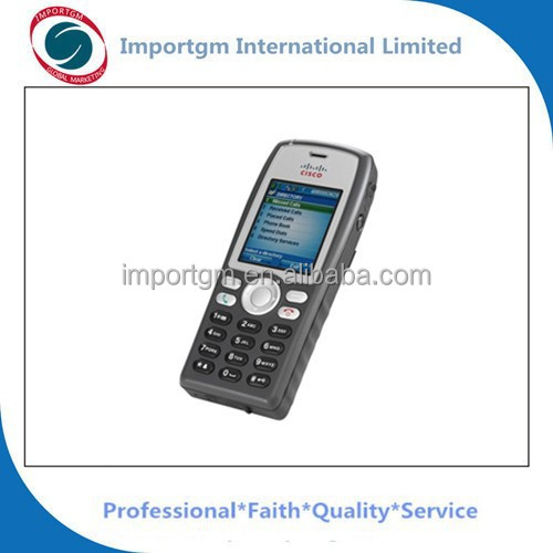 CP-7925G-E-K9 Handheld - Wireless IP Phone