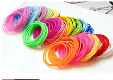 Top Sale 2014! Bulk silicone rubber band bracelets,wholesale cheap rubber fun loom band in bulk for women bracelets