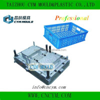 high quality customer made plastic bread crate mould