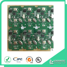 bluetooth remote shutter pcb & pcba board, 2oz 4 layer printed circuit board assembly and fabricate factory supplier