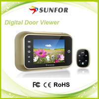 Shenzhen smart home sunfor call on a door with camera