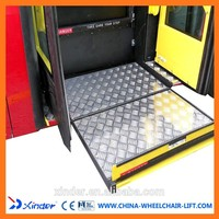 XINDER WL STEP Series Wheelchair Platform