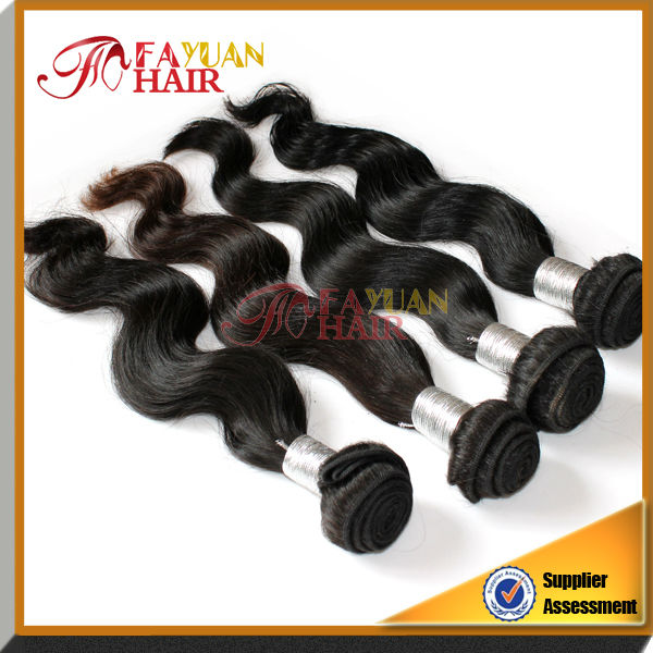 Wholesale price virgin human hair products 4 bundles Brazilian body wave