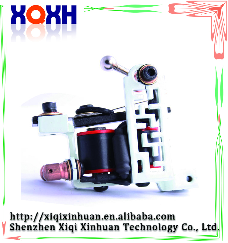 High quality Copper material type,handmade tattoo machine, liner cutting manual tattoo gun