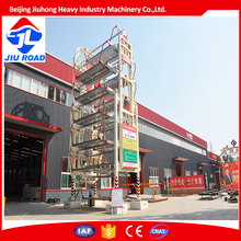Jiuroad brand vertical rotary elevator parking system