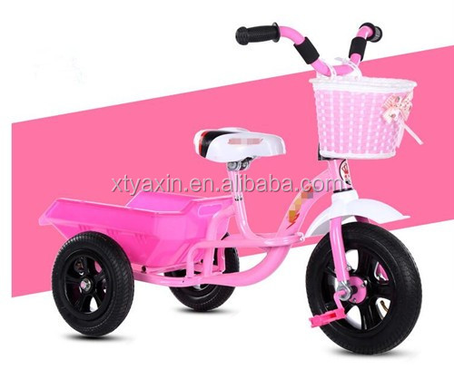 China Factory importers Cheap children baby kids tricycle/Differential 3 wheels motor colorful