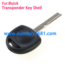 transponder key shell for buick remote car key case