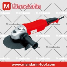 NEW DESIGN 180mm portable hand tools angle grinder/grinding machine