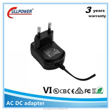 UL approved us ac/dc adapter 5v 12v switch mode power supply