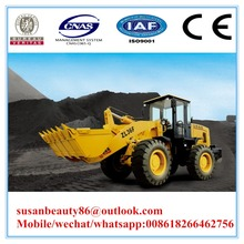 Construction Machinery 3.0 Ton Snow Blower Loader