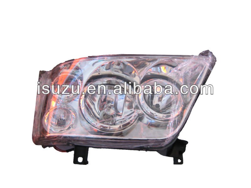 head light assembly auto head light assembly L head lamp assembly L JMC BD09 XIANGSHUN 8-97187324-AA auto parts