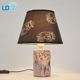 Langde Chinese Classic Computer Lamp Table Controller Cordless Crystal Chandelier Table Lamp