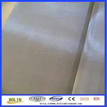 China suppliers 304 316 stainless steel wire mesh for animal cages