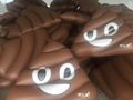 Hot selling inflatable poo raft