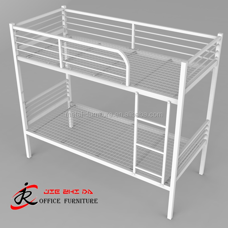 Newest Modern Design Metal Adults bunk Bed for Hostel