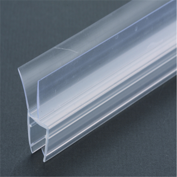 Glass Door Seal /transparent Water Proof Pvc Strip/ Magnetic Rubber Strips  For Shower Room   Buy Magnetic Rubber Strips For Shower Room,Transparent ...