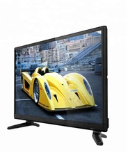 original big size smart television with brand panel led